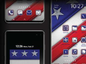 X9 USA Flag