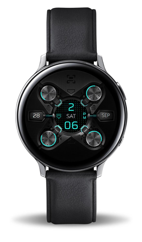 X9 54Xe, Samsung Galaxy Active 2 AOD