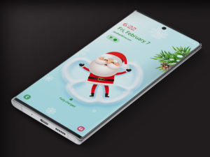 X9 Christmas 1 – Animated Wallpaper