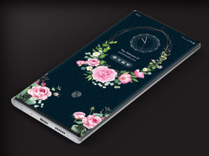 X9 Rose 1 – Video Wallpaper