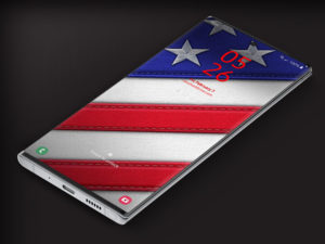 X9 USA Flag – Video Wallpaper