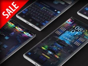 Samsung Theme: X9 Gaming PC – RGB Arctic