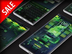 Samsung Theme: X9 Gaming PC – RGB Uranium