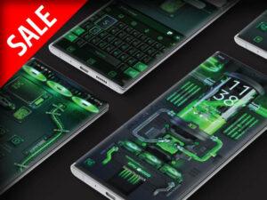 Samsung Theme: X9 Gaming PC – RGB Mentis