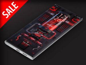 X9 Gaming PC RGB 7 – Video Wallpaper
