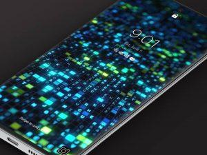 Samsung Video Wallpaper: X9 Data 1